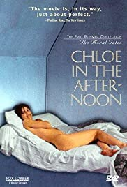 Chloe in the Afternoon Poster