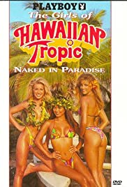 Playboy: The Girls of Hawaiian Tropic, Naked in Paradise Poster