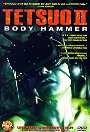 Tetsuo II: Body Hammer Poster