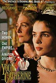 Young Catherine (1991) Poster - Movie Forum, Cast, Reviews
