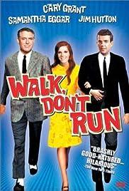 Walk Don't Run Poster