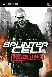 Splinter Cell: Essentials Poster