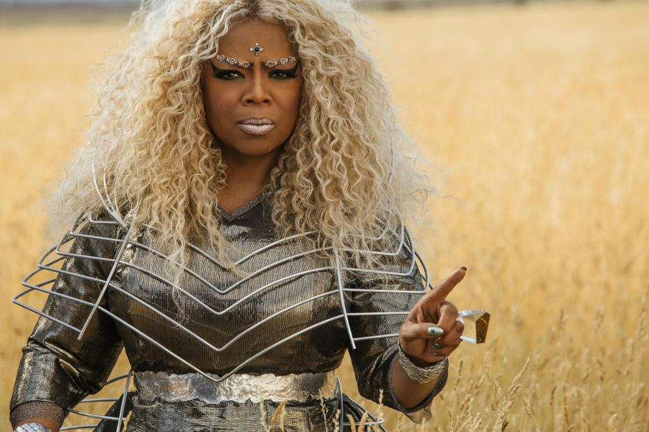 Oprah Winfrey in A Wrinkle in Time (2018)