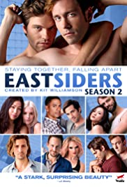Eastsiders Poster - TV Show Forum, Cast, Reviews