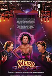 Weird Science (1985) Poster - Movie Forum, Cast, Reviews