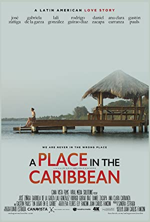 A Place in the Caribbean Poster