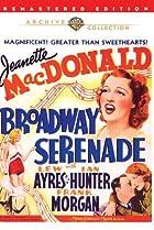 Broadway Serenade (1939) Poster