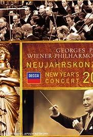 Neujahrskonzert der Wiener Philharmoniker Poster
