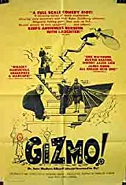 Gizmo! (1977) Poster - Movie Forum, Cast, Reviews