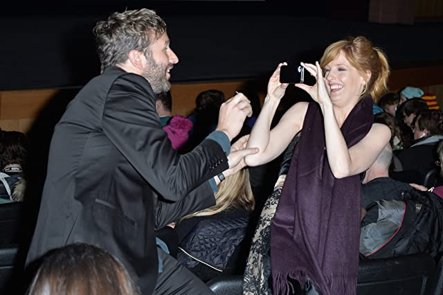 Kelly Reilly and Chris O'Dowd at Calvary (2014)