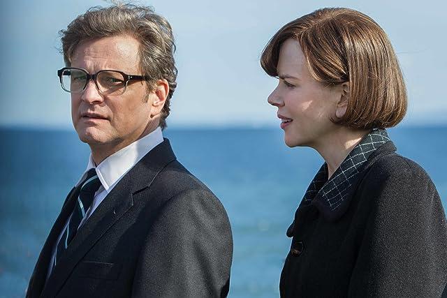 Colin Firth and Nicole Kidman in The Railway Man (2013)