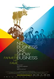 Die Wiesenberger - No Business Like Show Business Poster