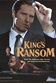 King's Ransom Poster