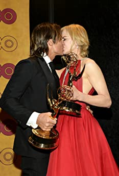 Nicole Kidman and Keith Urban at an event for The 69th Primetime Emmy Awards (2017)