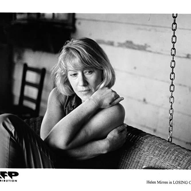 Helen Mirren in Losing Chase (1996)