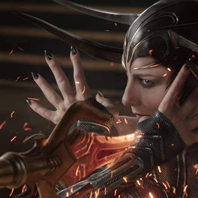 Cate Blanchett in Thor: Ragnarok (2017)