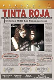 Tinta roja Poster