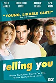 Telling You (1998) Poster - Movie Forum, Cast, Reviews