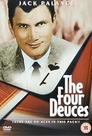 The Four Deuces Poster
