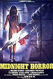 You'll Die at Midnight Poster