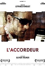 L'accordeur Poster