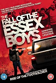 The Fall of the Essex Boys (2013) Poster - Movie Forum, Cast, Reviews