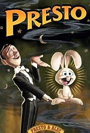 Presto(2008) Poster - Movie Forum, Cast, Reviews