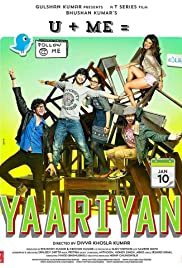 Yaariyan (2014) Poster - Movie Forum, Cast, Reviews