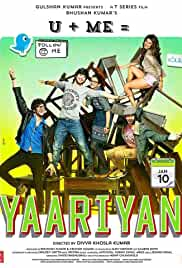 Yaariyan 2014 Hindi Movie 720p 950MB DVDRip mkv