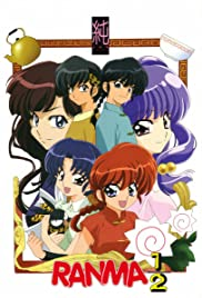 Ranma ½ Poster - TV Show Forum, Cast, Reviews