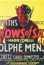 The Sorrows of Satan (1926) Poster - Movie Forum, Cast, Reviews