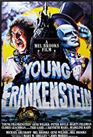 Young Frankenstein (1974) Poster - Movie Forum, Cast, Reviews