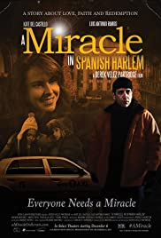 A Miracle in Spanish Harlem Poster