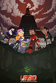 URBO: The Adventures of Pax Afrika Poster