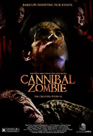 Cannibal Zombie Poster