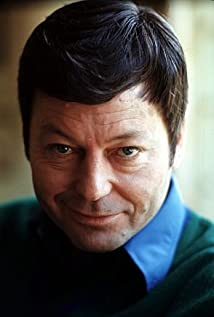 DeForest Kelley Picture