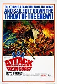Attack on the Iron Coast Poster