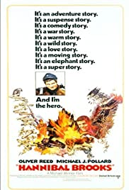 Hannibal Brooks Poster