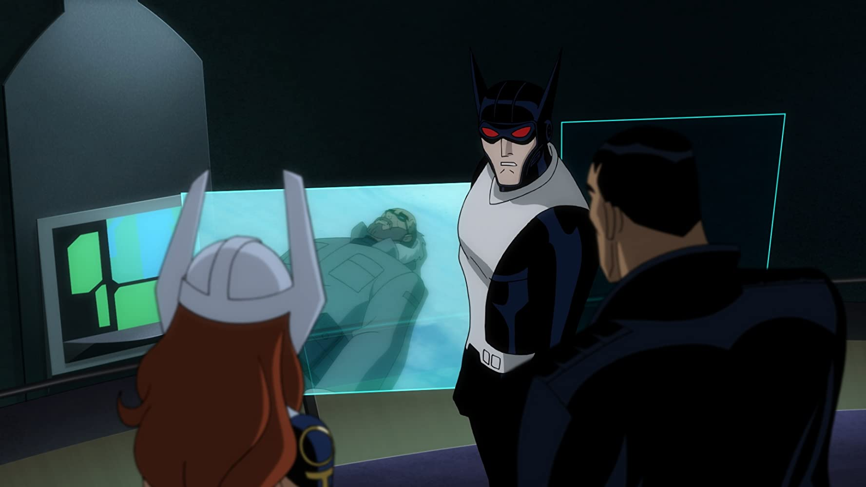Liga de la Justicia: Dioses y Monstruos (Justice League: Gods and Monsters)