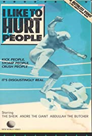 I Like to Hurt People Poster