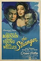 The Stranger (1946) Poster