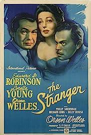 The Stranger(1946) Poster - Movie Forum, Cast, Reviews