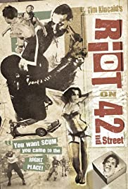 Riot on 42nd St. Poster