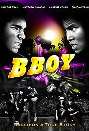 B-Boy Movie Poster