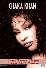 Great Women Singers of the 20th Century: Chaka Khan Poster