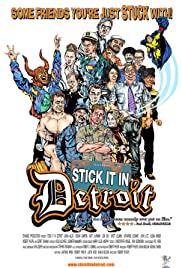 Stick It in Detroit Poster