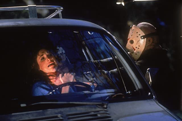 Richard Brooker and Dana Kimmell in Friday the 13th Part III (1982)