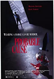 Probable Cause (1994) Poster - Movie Forum, Cast, Reviews