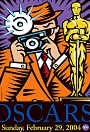 The 76th Annual Academy Awards (2004) Poster - TV Show Forum, Cast, Reviews