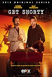 Get Shorty Poster - TV Show Forum, Cast, Reviews